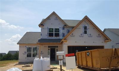 Clemmons Single Family Home For Sale: 4557 River Gate Drive #137