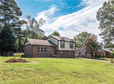 Winston Salem Single Family Home For Sale: 335 Janet Avenue