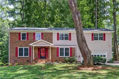McLeansville Single Family Home For Sale: 5404 Hiddenbrook Drive