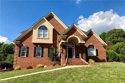 Winston Salem Single Family Home For Sale: 200 Fox Lake Court