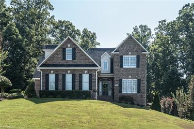 Guilford County Single Family Home For Sale: 712 Croswell Court