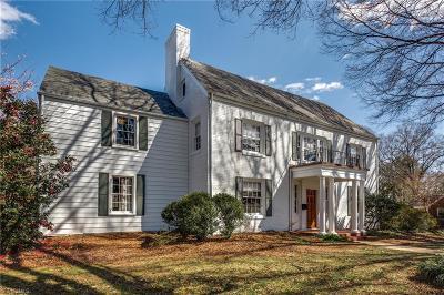 Winston Salem Single Family Home For Sale: 403 Springdale Avenue