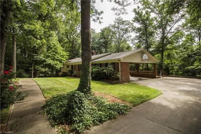 High Point Single Family Home For Sale: 485 Merry Hills Drive