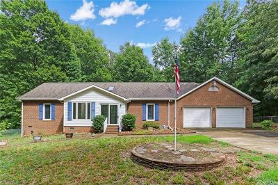 Caswell County Single Family Home For Sale: 156 Poplar Lane