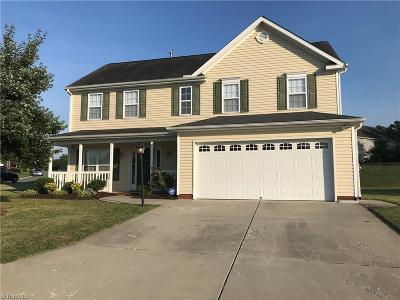 Gibsonville Single Family Home For Sale: 232 Slate Drive