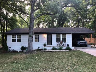 Charlotte Single Family Home Due Diligence Period: 6015 Florence Avenue