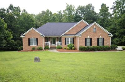 Climax Single Family Home For Sale: 4914 Cade Road