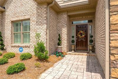 Greensboro Condo/Townhouse For Sale: 2626 Southern Gates Drive