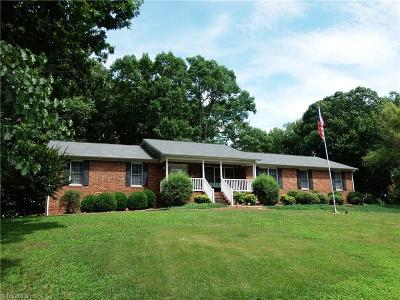 Dobson Single Family Home Due Diligence Period: 523 Buck Fork Road