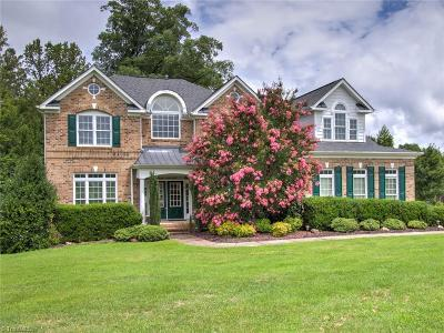Guilford County Single Family Home For Sale: 8602 Yvonne Court