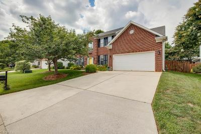 Pfafftown Single Family Home Due Diligence Period: 4111 Crestview Place Drive