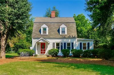 Oak Ridge Single Family Home For Sale: 2405 Oak Ridge Road