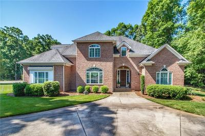 Statesville Single Family Home For Sale: 115 Columbine Drive