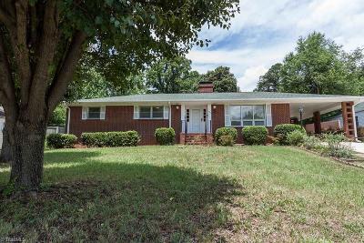 Lindley Park Single Family Home For Sale: 624 Ashland Drive