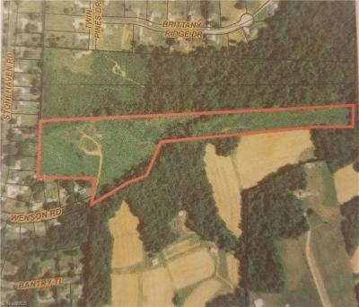 Kernersville Residential Lots & Land For Sale: Squire Davis Road