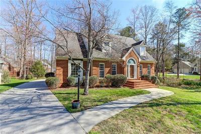 Gibsonville Single Family Home Due Diligence Period: 302 Travis Lane