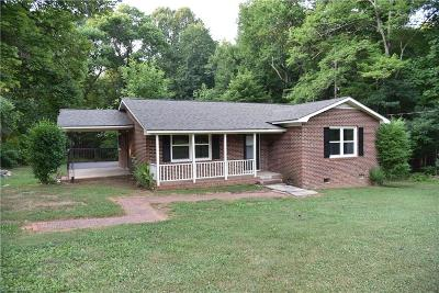 Kernersville Single Family Home Due Diligence Period: 6105 Charlie Road