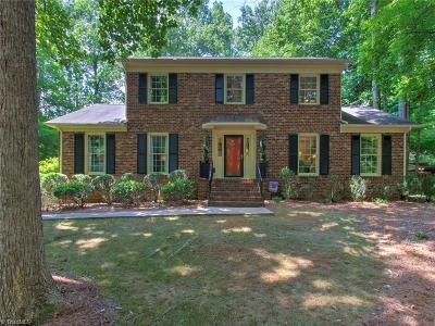 Greensboro Single Family Home Due Diligence Period: 605 Willoughby Boulevard