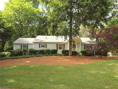 Single Family Home For Sale: 3310 Staghorn Road