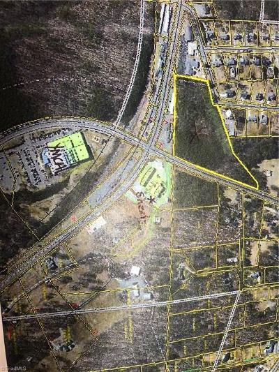 Residential Lots & Land For Sale: 7.03 +/- Acres Mountain View Road