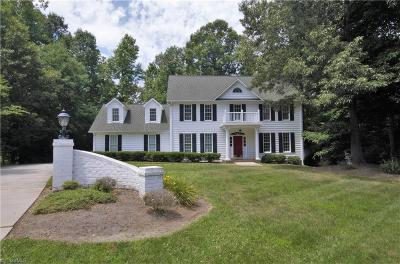 Greensboro Single Family Home For Sale: 4102 Waldenbrook Road