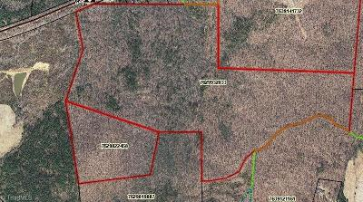 Asheboro Residential Lots & Land Due Diligence Period: Nc Highway 49 S