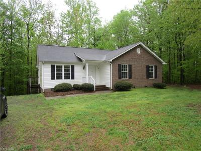 Reidsville NC Single Family Home For Sale: $119,900