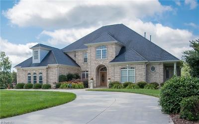 Winston Salem Single Family Home For Sale: 703 Medinah Drive