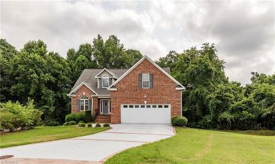 Pfafftown Single Family Home For Sale: 4501 Stimpson Ridge Drive