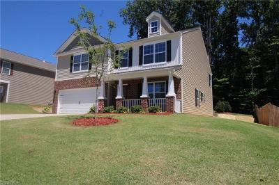 Kernersville Single Family Home For Sale: 1611 Haddington Point Drive