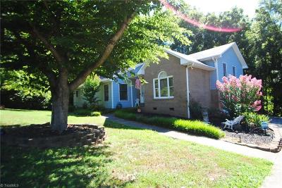Winston Salem Single Family Home Due Diligence Period: 1883 Burke Mill Road