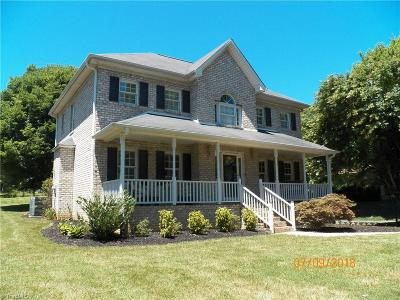 Kernersville NC Single Family Home For Sale: $245,900