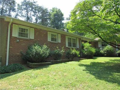 Winston Salem Single Family Home Due Diligence Period: 4999 Germanton Road