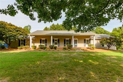 Clemmons Single Family Home For Sale: 4238 Sandhurst Drive