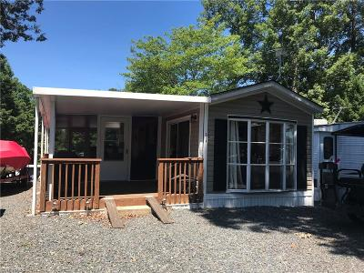 New London NC Manufactured Home For Sale: $69,500