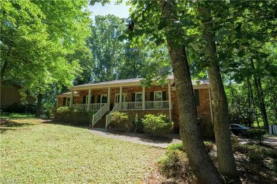 Kernersville Single Family Home For Sale: 187 Blanco Peak Drive