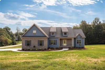 Reidsville NC Single Family Home For Sale: $309,900
