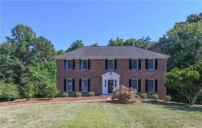 Clemmons Single Family Home For Sale: 7008 Ashburn Circle