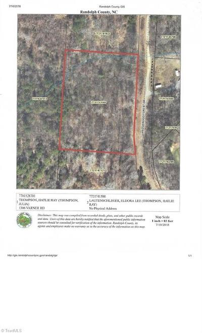 Archdale Residential Lots & Land For Sale: Lt 5 Wedgewood Forest Drive