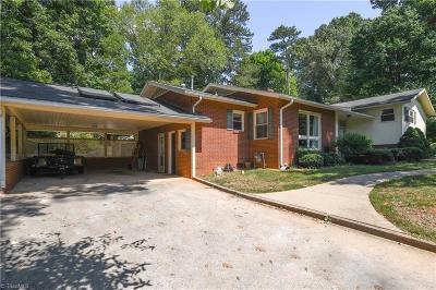 Lexington Single Family Home For Sale: 105 Ridgewood Drive