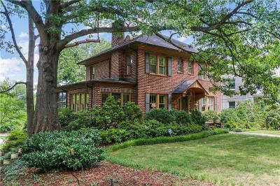 Guilford County Single Family Home For Sale: 1820 Madison Avenue
