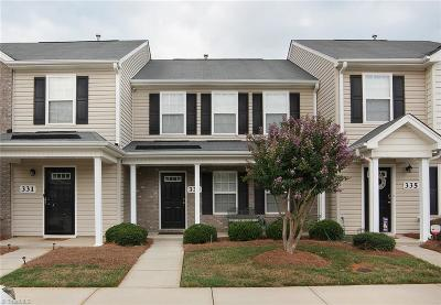 Greensboro Condo/Townhouse Due Diligence Period: 333 Hidden Timber Lane