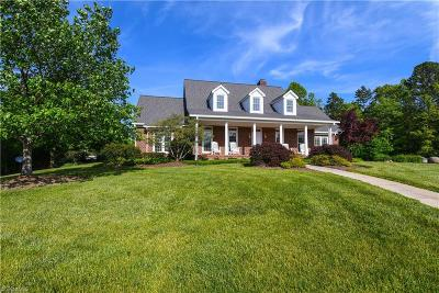 Oak Ridge NC Single Family Home For Sale: $975,000