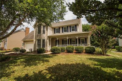 High Point Single Family Home For Sale: 3940 Deerfield Street
