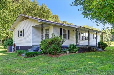 Reidsville NC Single Family Home For Sale: $159,900
