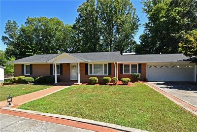 Single Family Home For Sale: 620 Petree Road