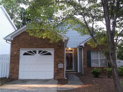 Winston Salem NC Single Family Home For Sale: $149,900