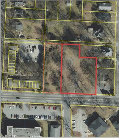 Guilford County Commercial Lots & Land For Sale: 2204,2214 Spring Garden Street