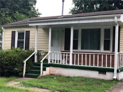 High Point NC Single Family Home For Sale: $17,500