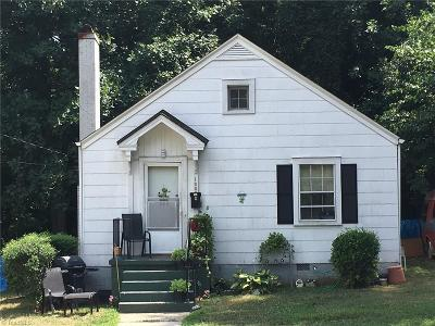 Greensboro Single Family Home For Sale: 1007 Hertford Street